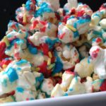 """Heroically"" Scrumptious White Chocolate Popcorn"