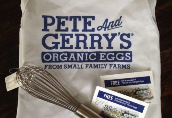 Pete and Gerry's Giveaway