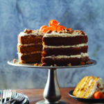 Mom's Carrot Cake with Cream Cheese Frosting