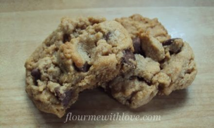 Quick & Easy Flourless Peanut Butter Cookies