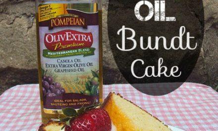 Vanilla (Canola/Olive/Grapeseed) Oil Bundt Cake