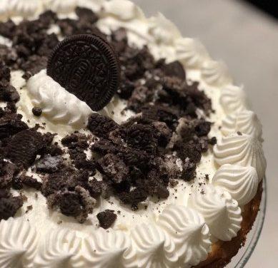 Featuring you ~ Oreo Cheesecake
