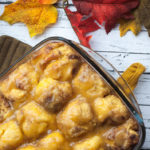 Featuring You ~ Pumpkin Monkey Bread