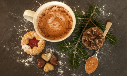 Sweet and Vicious Hot Chocolate