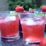 Fruity Fresh Lemonade Mocktail