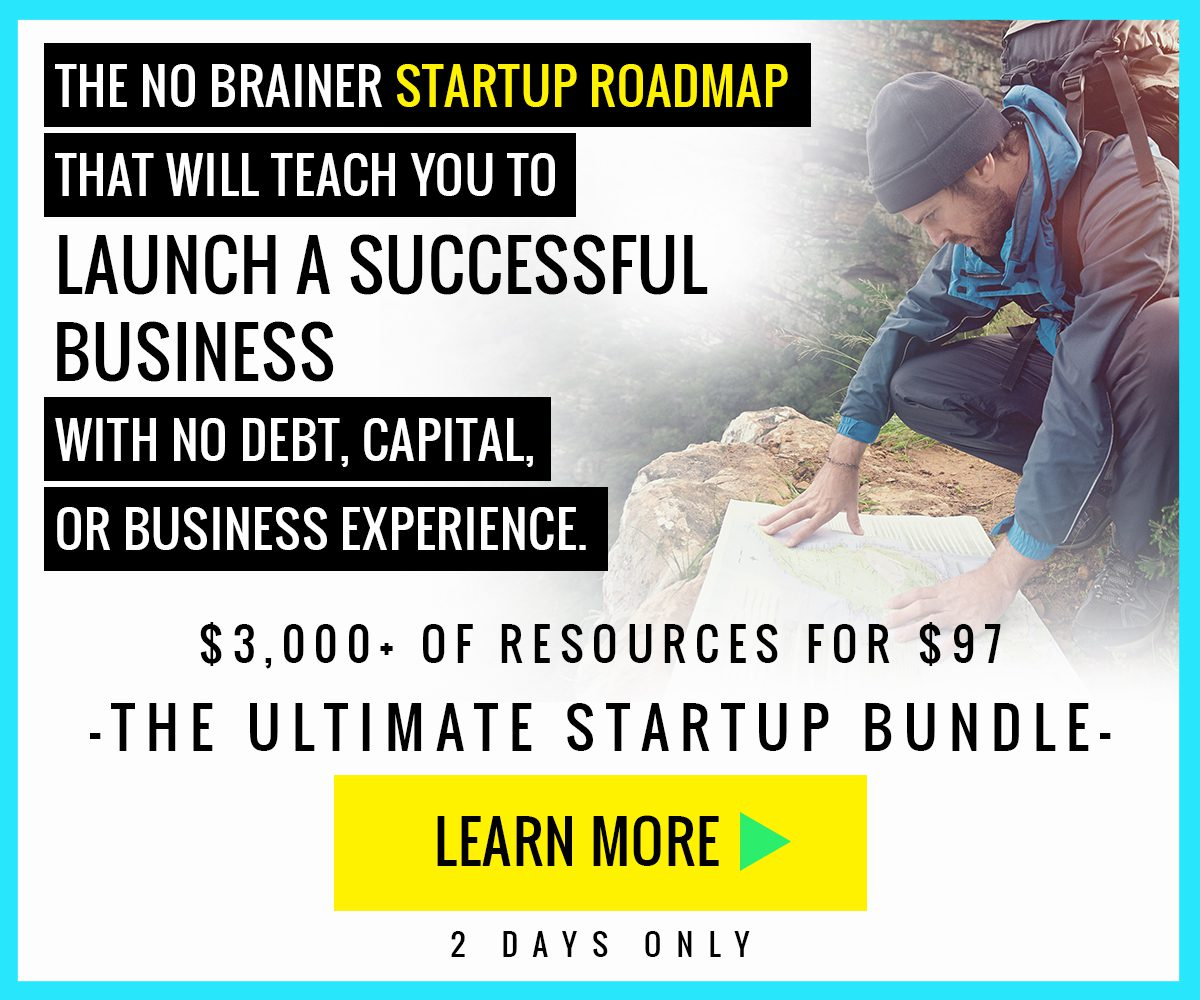 The Ultimate Start-Up Bundle for Entrepreneurs like you!